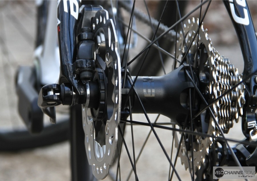 Route Disque Cannondale Shimano Synapse