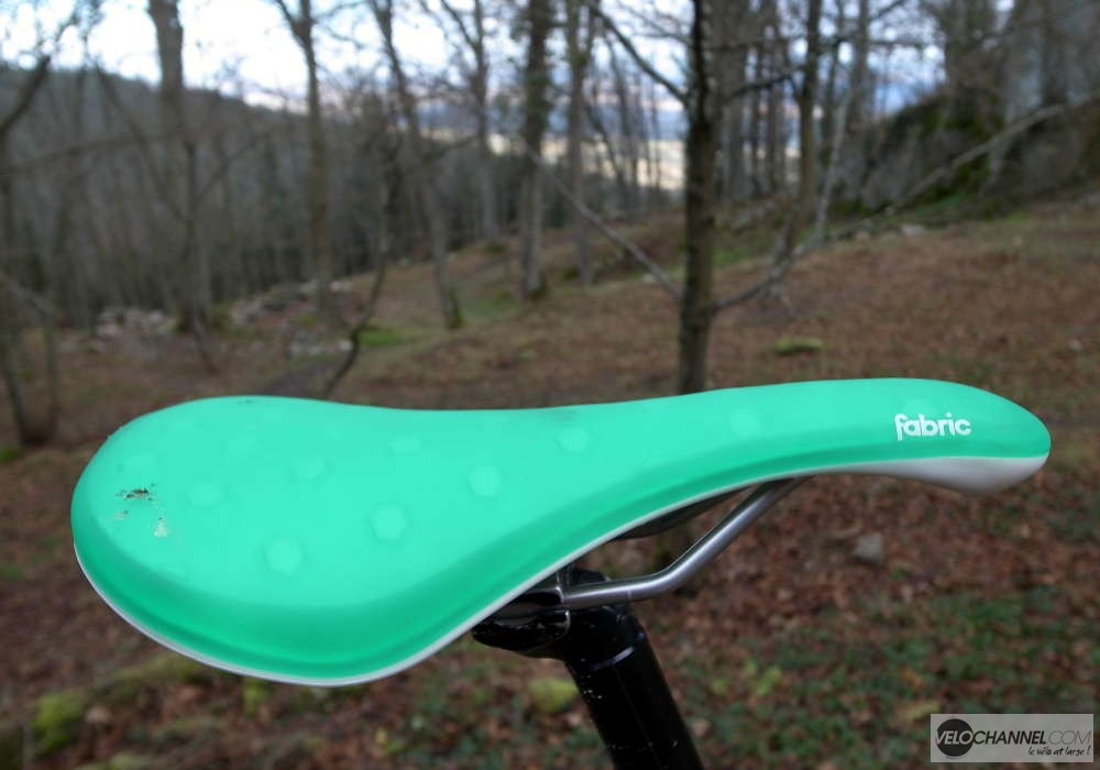 selle Cell Fabric en usage tout-terrain