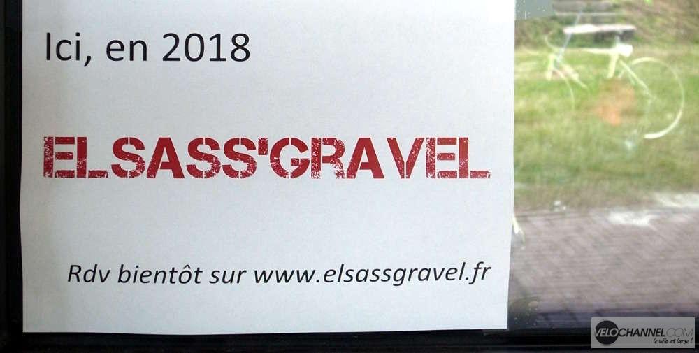 Du gravel à l'Elsass Bike en 2018?
