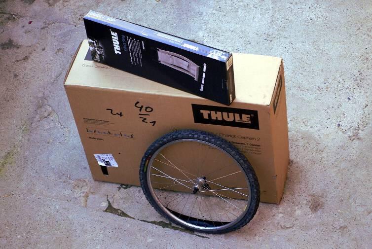 cartons Thule