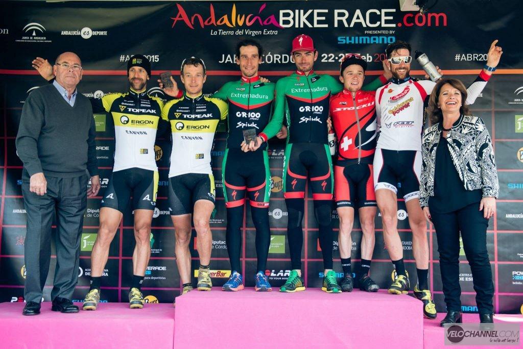 Andalucia Bike Race J5B