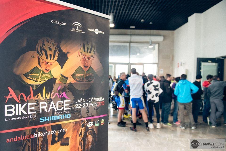 Andalucia Bike Race Shimano 1