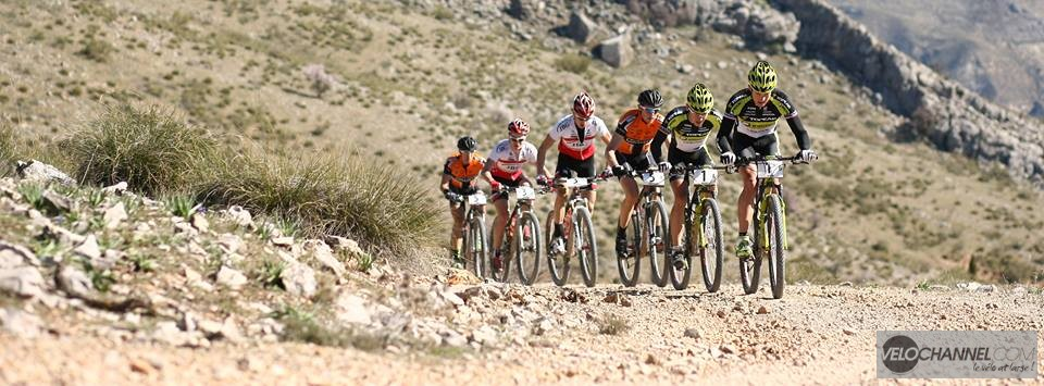 Andalucia Bike Race Shimano 2