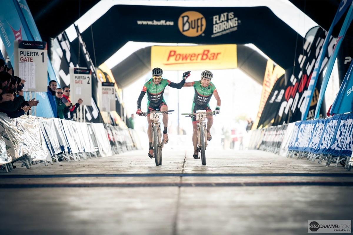 Andalucia Bike Race Shimano J1A