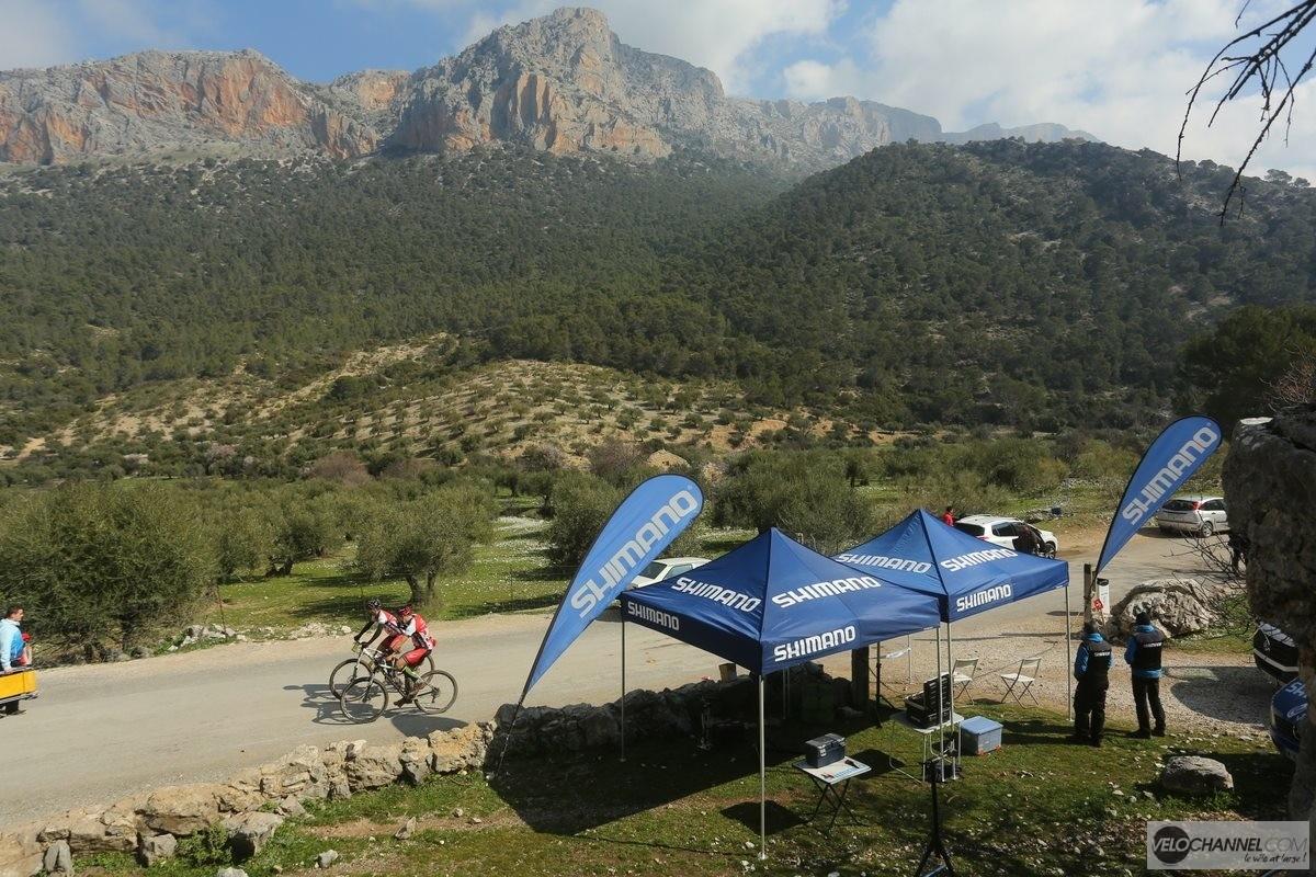 Andalucia Bike Race Shimano J1C