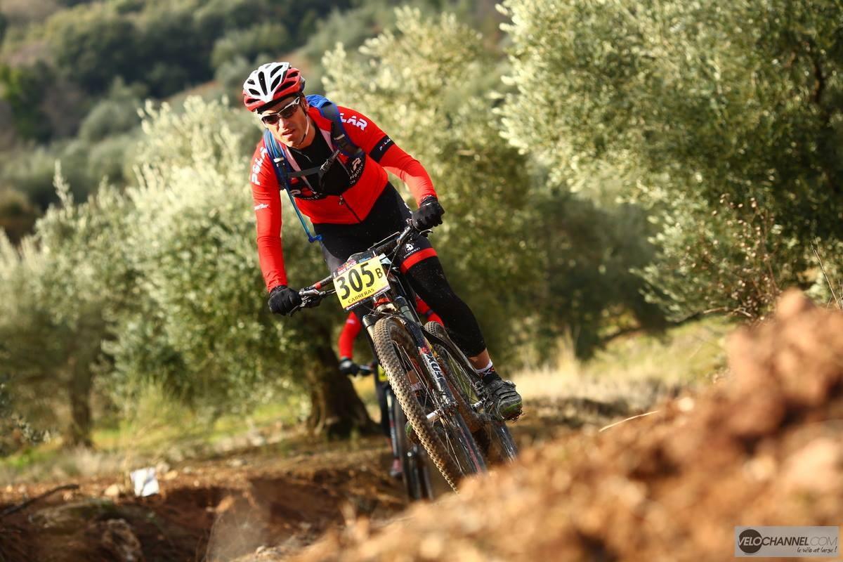 Andalucia Bike Race Shimano J1D