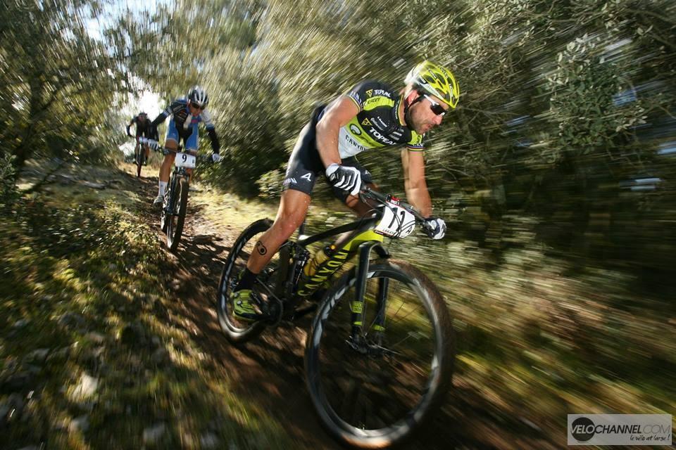 Andalucia Bike Race Shimano J3C