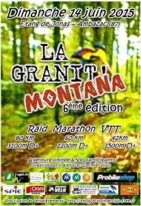 Granit Montana
