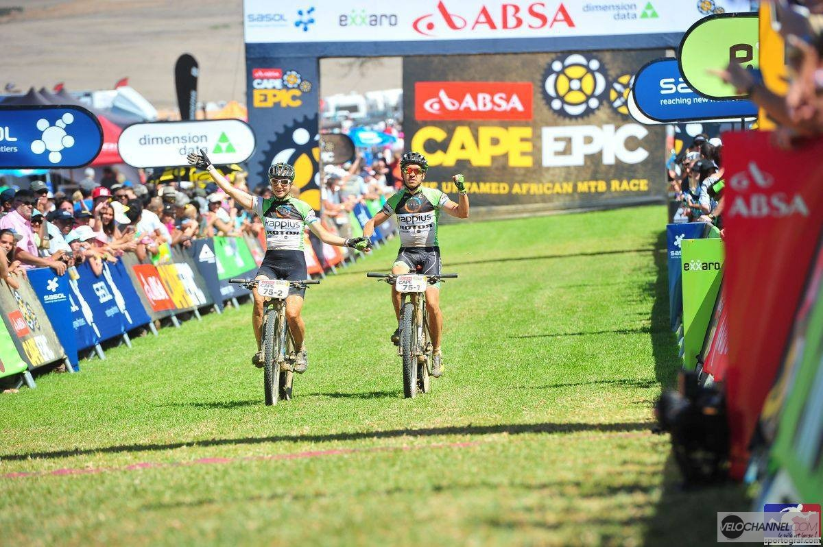 Cape Epic Jeff Coco 2