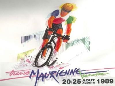 affiche_Transmaurienne_Vanoise_1989