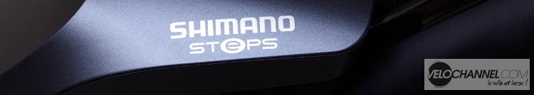 Shimano STEPS battery logo
