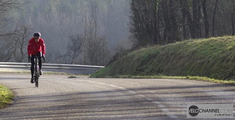 usage hiver route Sugoi Neoshell RSX