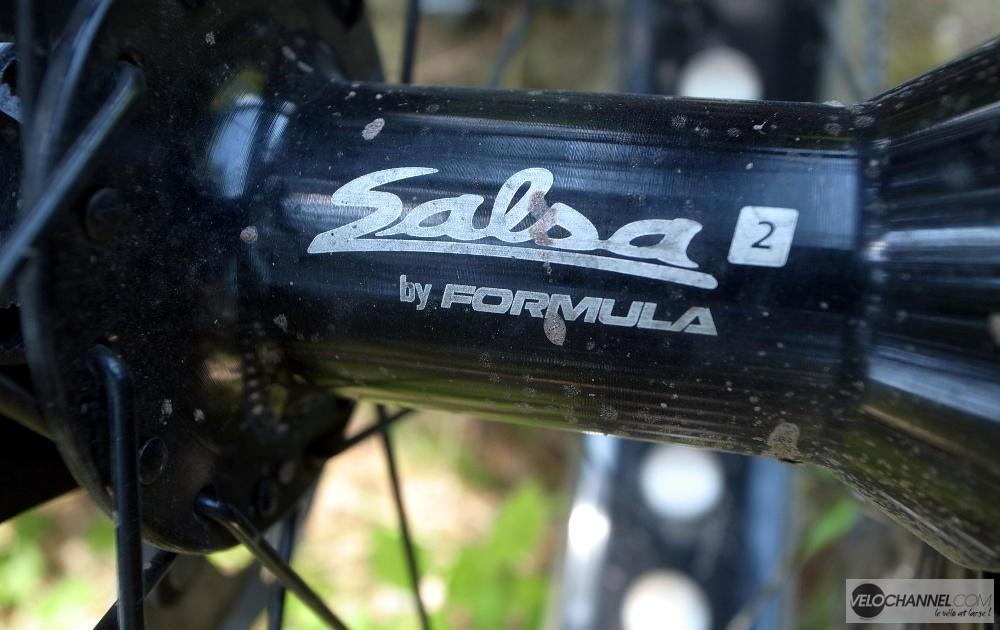 moyeu Salsa by Formula