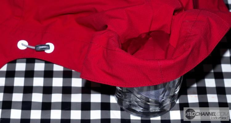 étanchéité veste RSX Neoshell