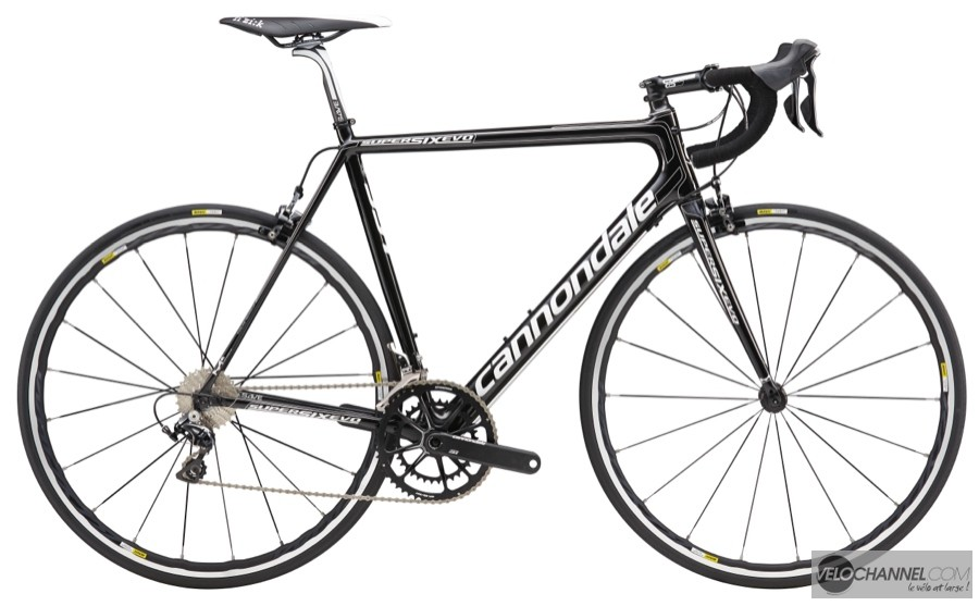 Cannondale_SuperSix EVO Hi-MOD Dura Ace 2 - Jet Black