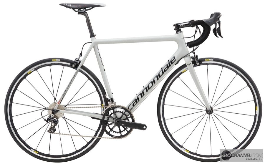 Cannondale_SuperSix EVO Hi-MOD Dura Ace 2 - Primer Grey