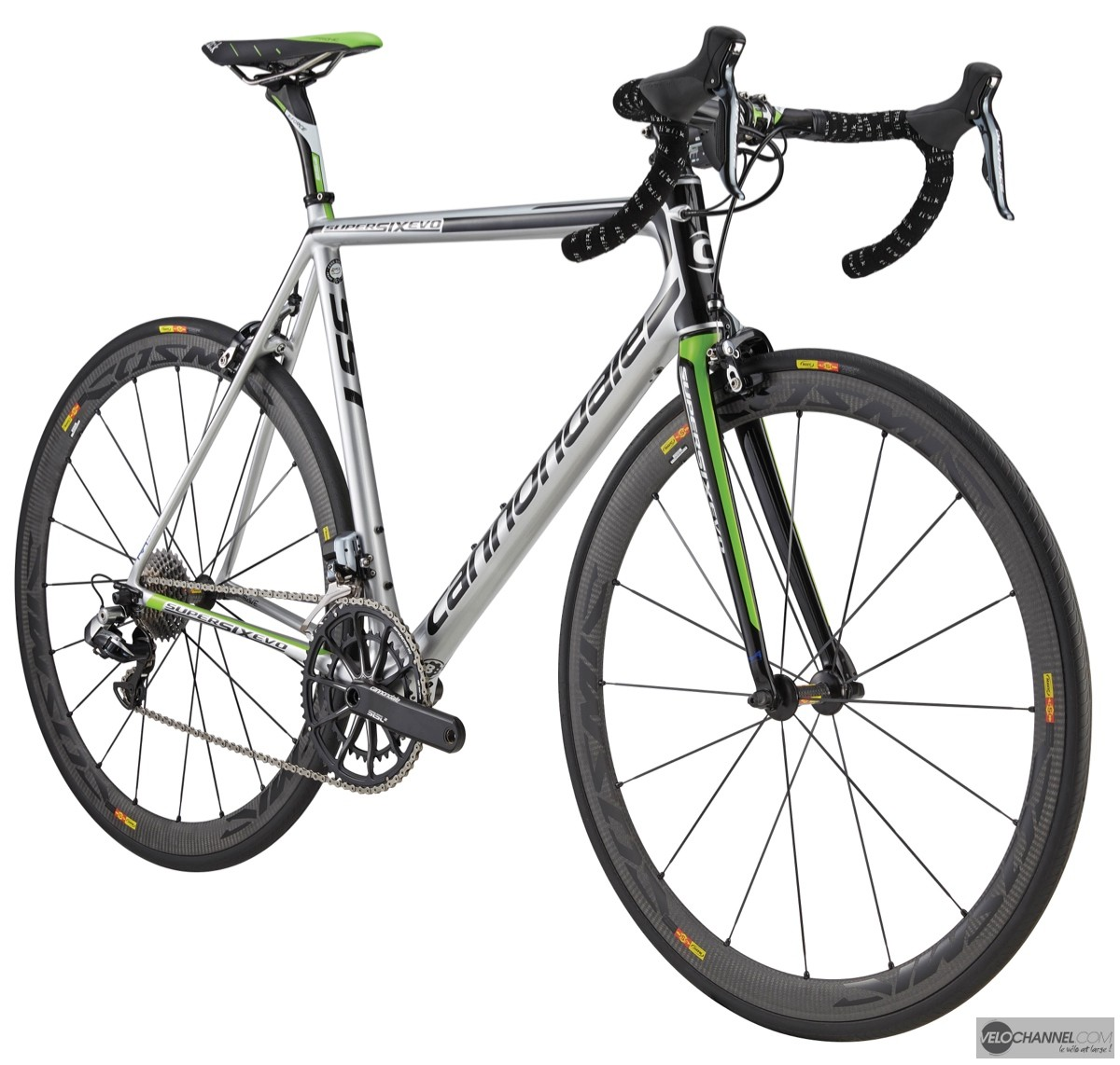 Cannondale_SuperSix Evo Hi-MOD Team - HERO
