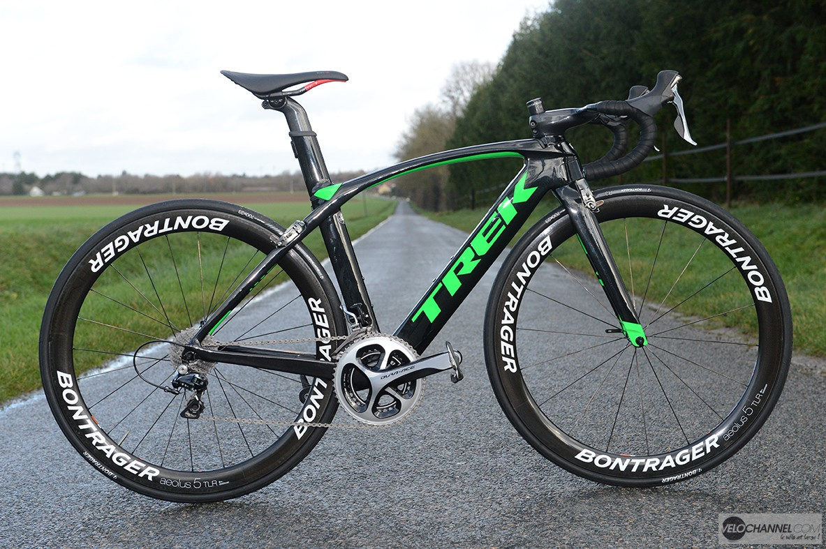 VELOCHANNEL TREK MADONE