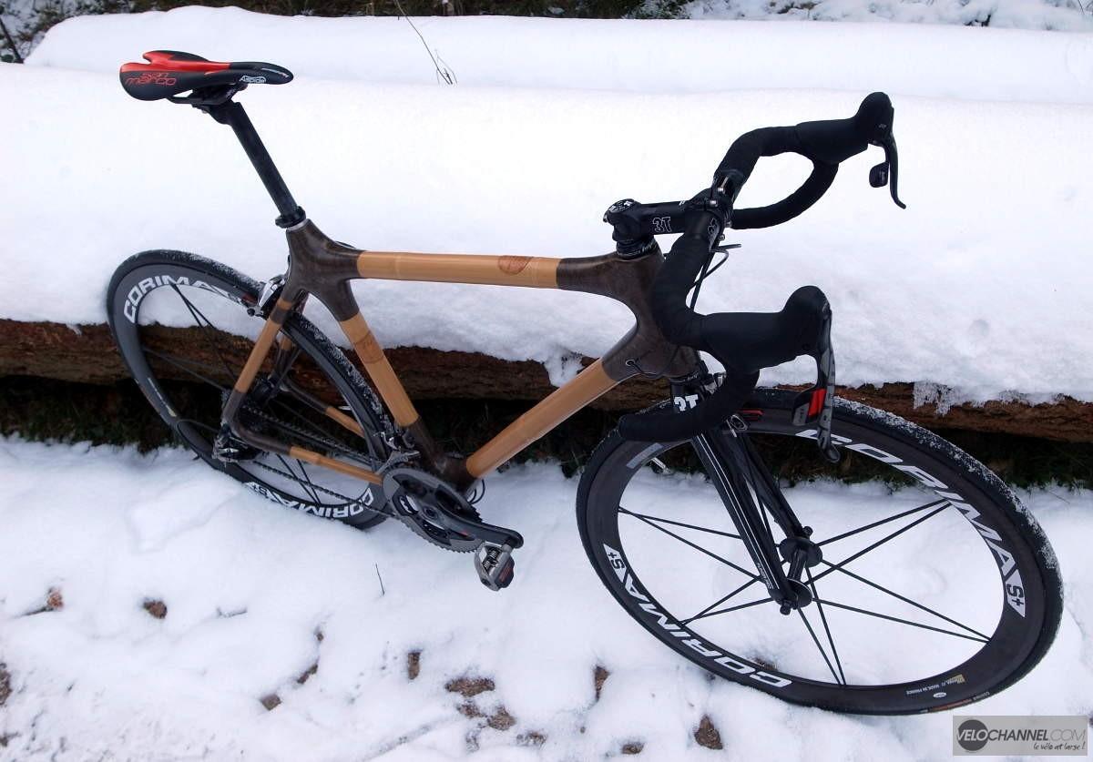 In'Bô Ventoux dans la neige