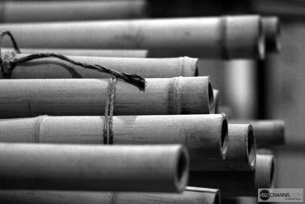section des tubes de bambou In'Bô