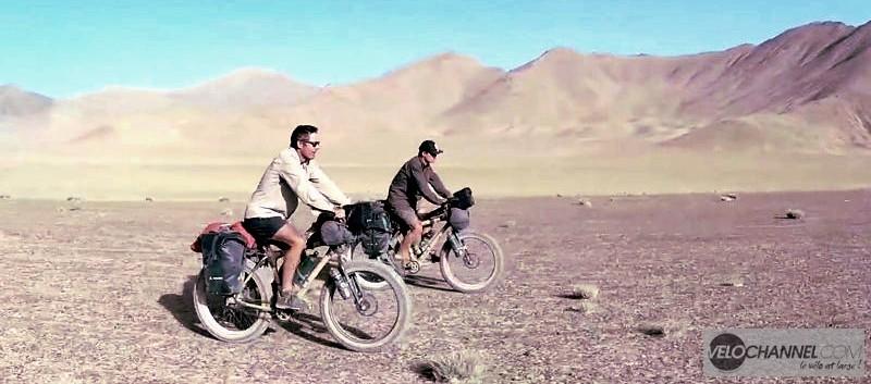 fatbikes en bambou In'bô Solidream