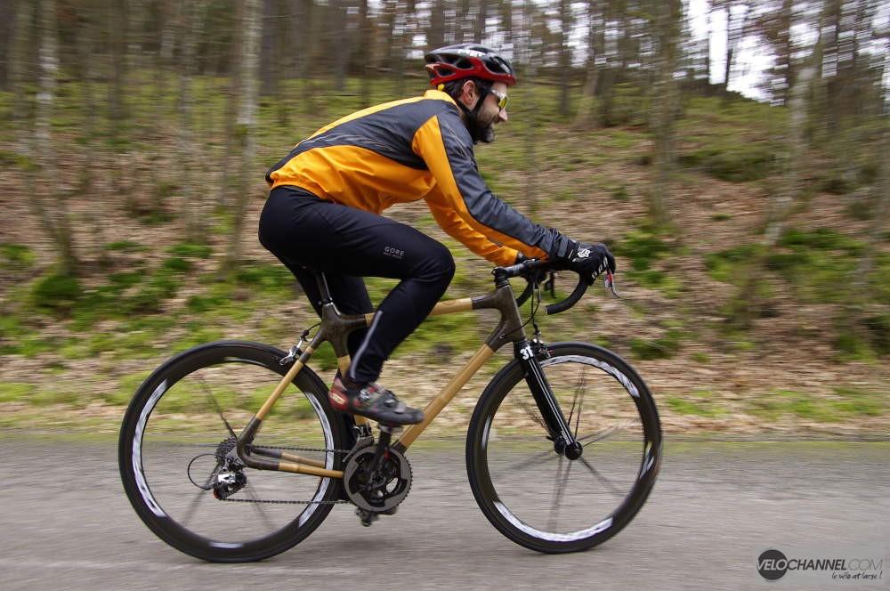 In'Bô Le Ventoux vélo en bambou