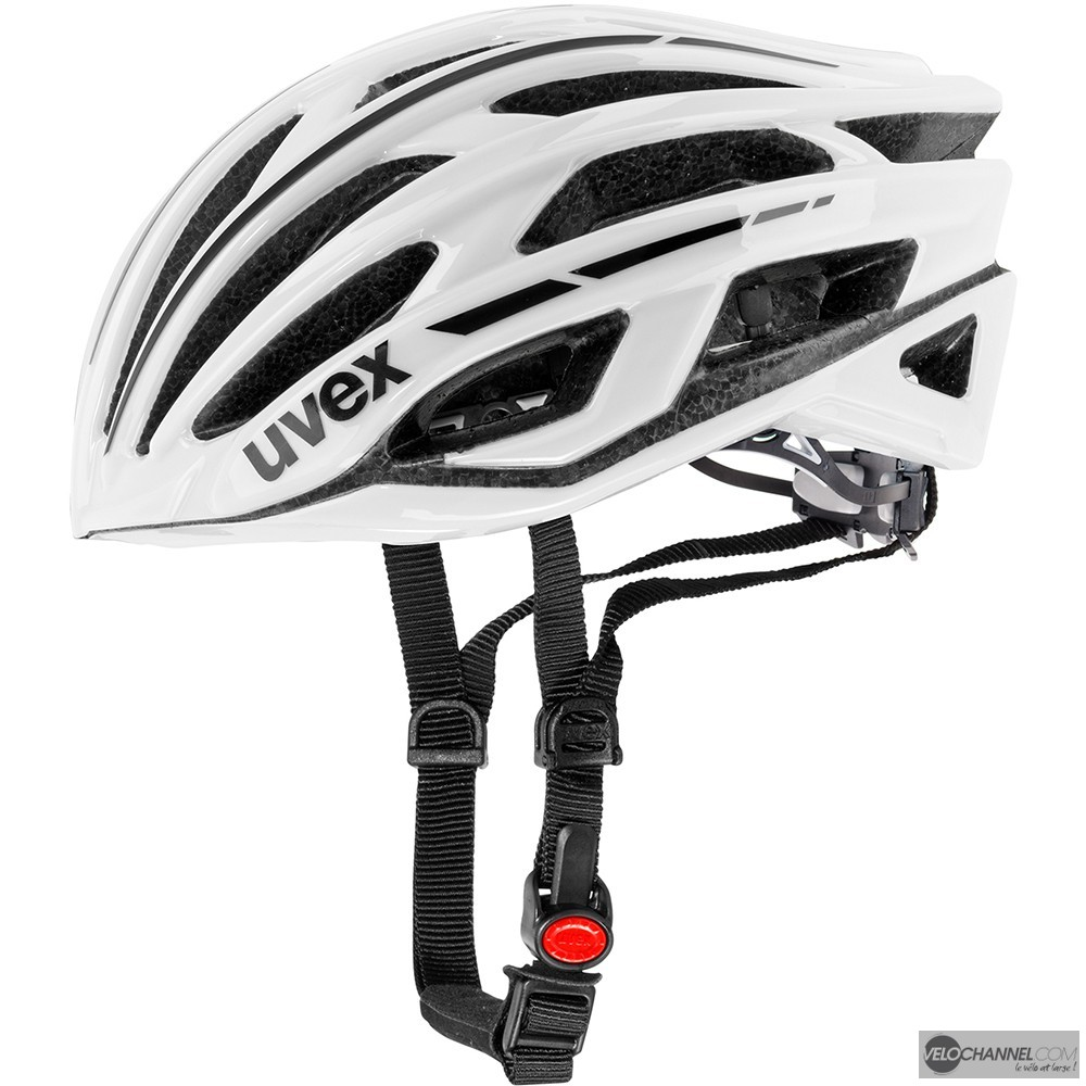 casque-uvex-race-5-blanc