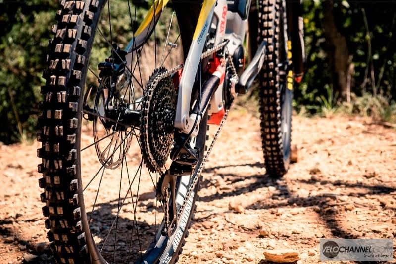 SRAM-EX1-Drivetrain-transmission-8-vitesses-e-bike