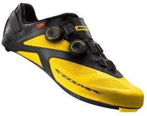 chaussure-cyclisme-route-mavic-cosmic-ultimate-jaune-noir