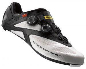 chaussure-vélo-mavic-cosmic-ultimate-noir-blanc