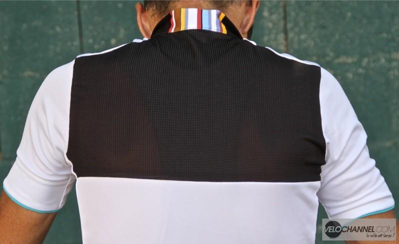 maillot-ozio-dos-maille-aéré