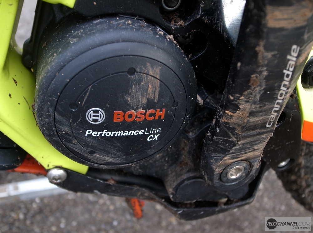 carter moteur Bosch Performance Line CX