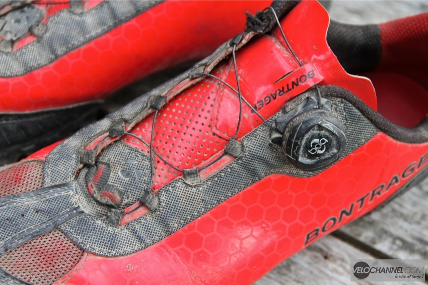essai-test-chaussure-bontrager-foray-boa-rouge