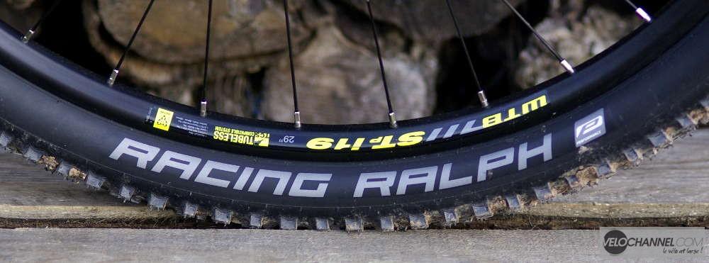 pneu vtt 29 pouces Schwalbe Racing Ralph 2.25