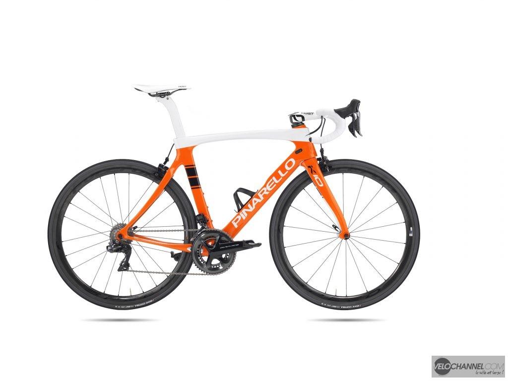Trois nouveaux pinarello haut de gamme for Codice della strada biciclette da corsa
