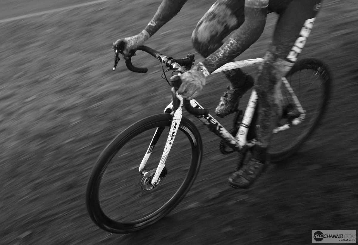 Toon Aerts, troisième à Zeven, Coupe du Monde de Cyclo-cross