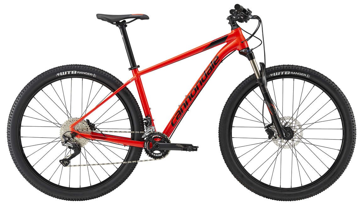 Cannondale Trail 3 Acid Red