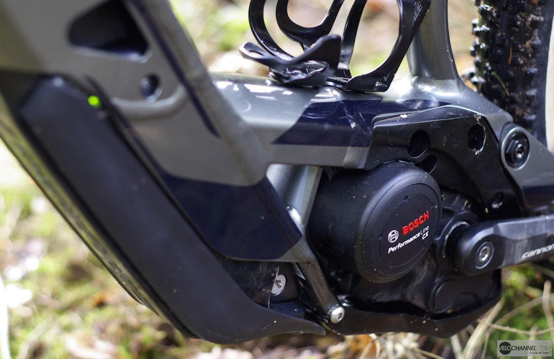 moteur et batterie Bosch du Moterra SE Cannondale