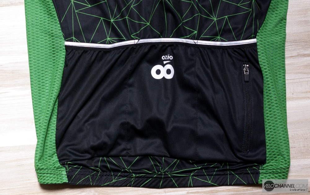 poches du maillot Ozio Cosmos