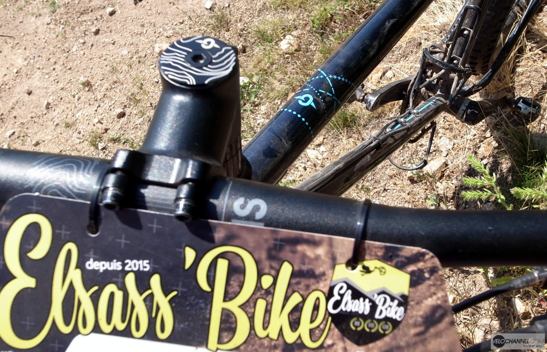Genesis Longitude à l'Elsass Bike 2019