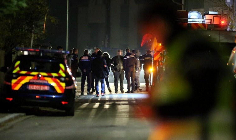personnels de gendarmerie de nuit
