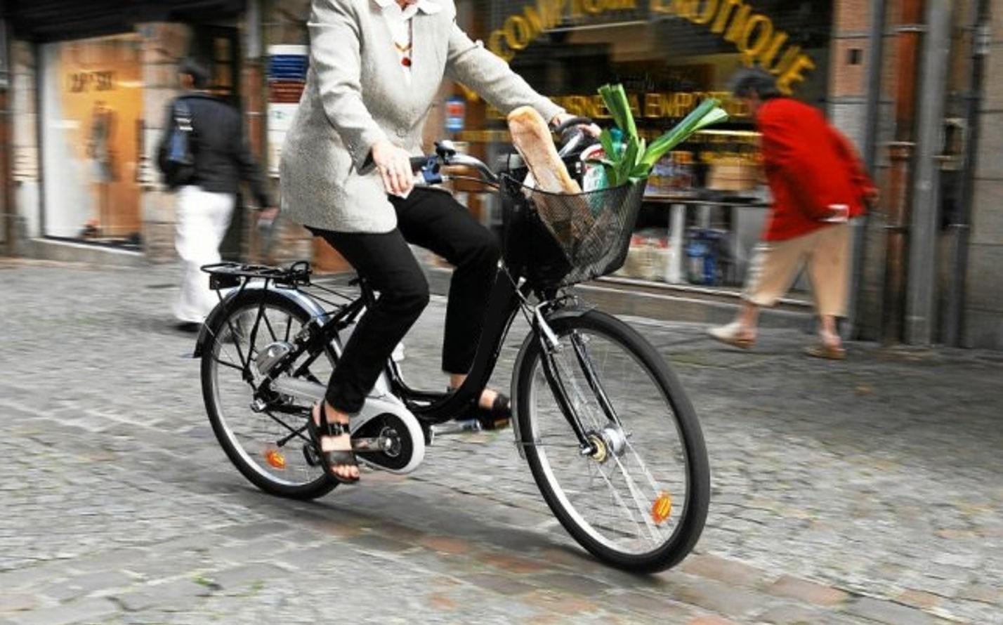vélo utilitaire