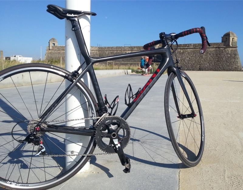 bike check tcr advanced sl velochannel
