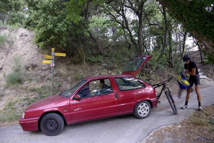 véhicule pour la logistique
