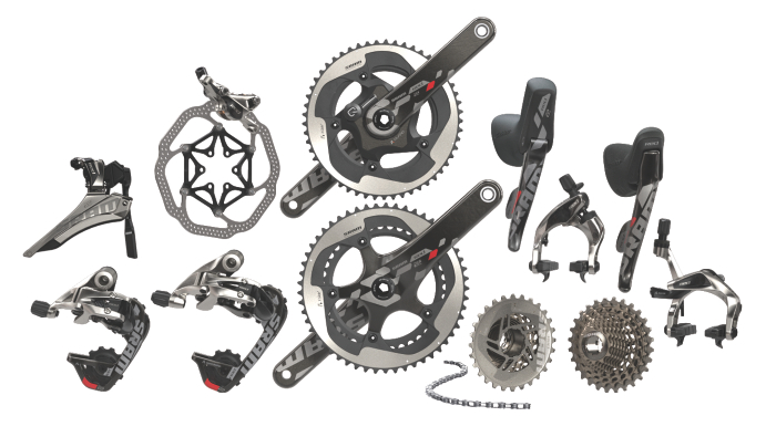 SRAM RED 22 groupsets