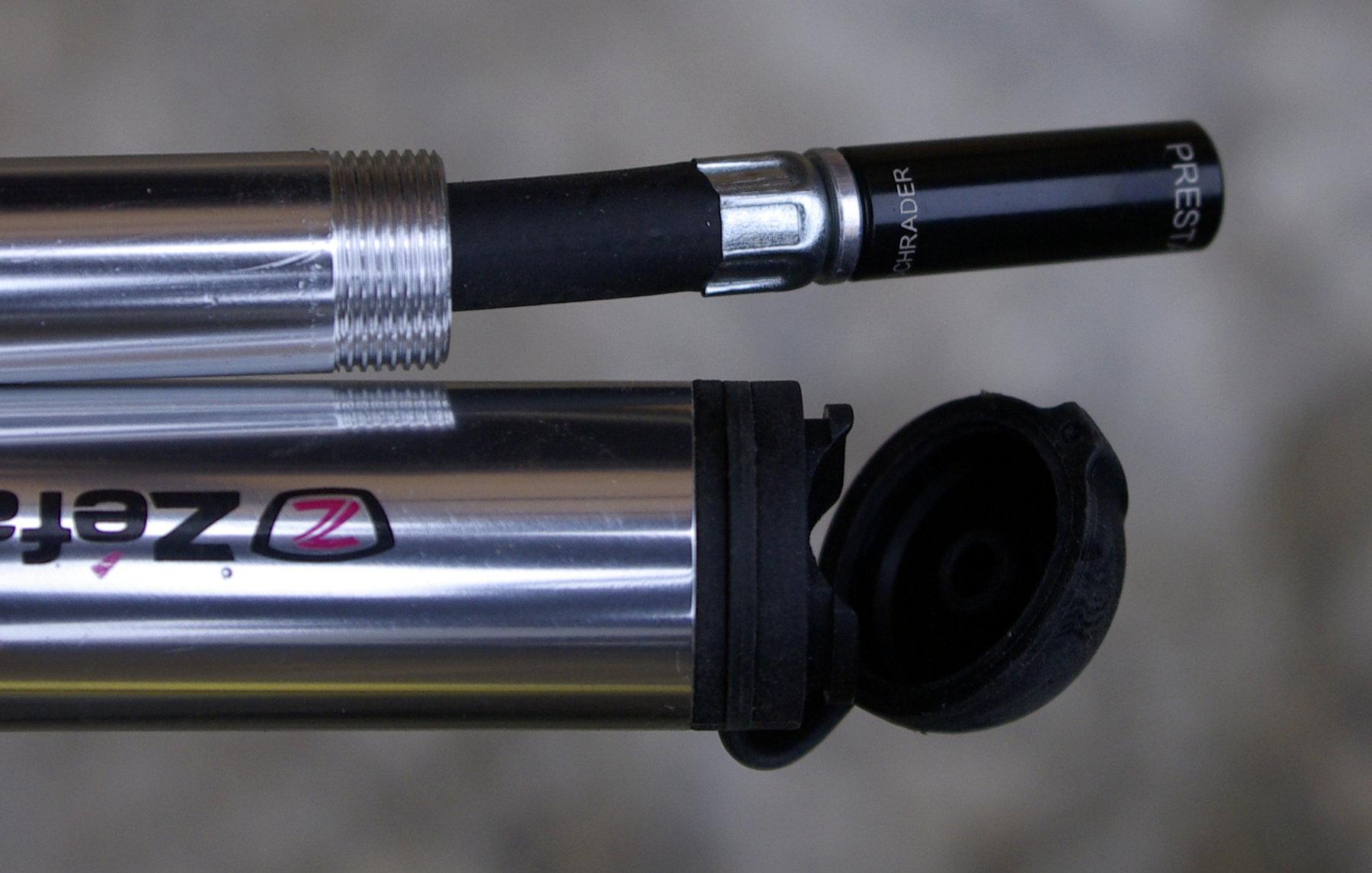 démontage mini-pompe zéfal