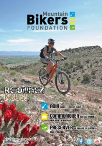 affiche Mountain Bike Foundation